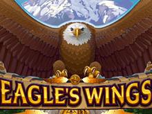 HD графика и приятная атмосфера в игровом автомате Eagles Wings