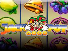 Jackpot 6000 от онлайн казино Джокер.